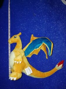 "10"" charizard Pokemon plush toy Pokémon kawaii plushie"