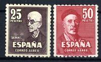 Sellos de España 1947 nº 1015-1016 Falla y Zuloaga sellos nuevos ref. 02