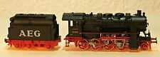 Schlepptender-Güterzuglokomotive H0 PIKO 5452 120 AEG Tender Preußische G 8.2