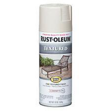 RUST-OLEUM 7225830 Textured Spray Paint, White, Textured, 12 oz.