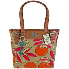 FOSSIL Handtasche Schultertasche Henkeltasche Damentasche Tasche KEY-PER SHOPPER