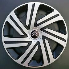 Set of 4x14 inch Wheel Trims for Citroen C1,C2,Saxo,Berlingo