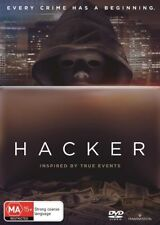 Hacker NEW DVD (Region 4 Australia)