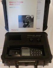 Thermo Electron Aquafast AQ4000 portable multi-parameter colorimeter kit in case