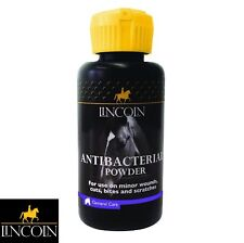 Lincoln Antibacterial Powder (20g) – Horse/Pony – minor wounds/cuts  *FREE P&P*