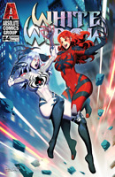 WHITE WIDOW #4 - GENZOMAN G-MAN EXCLUSIVE!! ONLY HERE!!! NM NM+ CGC IT 9.6 9.8