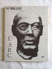 Revue L'Arc n° 97 : Henry Miller