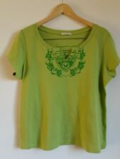 M&S green top 20 <S3279