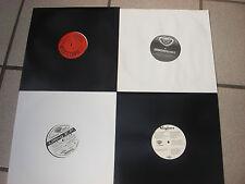 4 x Vinyl Set  Midiface Rec. 1-4  House, Progessiv Techno  Compilation
