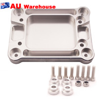 Aluminum Billet Shifter Box Base Plate For Acura Honda Civic K20 K24 Swap 94-01