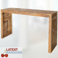 Wooden Hall Table Furniture Hallway Entry Side Console Display Stand