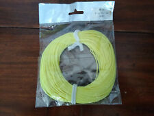 Fly Fishing Line Wf-5F Fluorescent Yellow 100ft -Unopened package