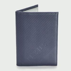 Lexus Document Cover, Leather, Progressive, Blue