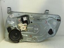2005 VOLVO S40 FRONT DRIVER SIDE WINDOW MOTOR REGULATOR 8679081