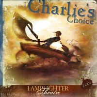 NEW Sealed Lamplighter Theatre Theater CHARLIE'S CHOICE Christian Audio CD Set