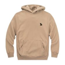 BRAND NEW October's Very Own OVO Owl Patch Hoodie Khaki LARGE Drake Hoody LG