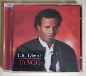 JULIO IGLESIAS Tango 1996 Columbia CD Factory Sealed