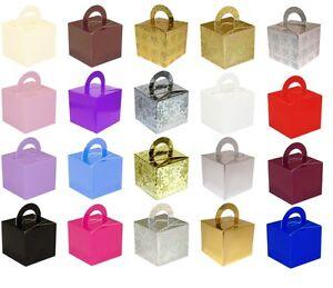 Helium Balloon Weight, Cake Box, Wedding Favours, Gift / Cake Box Birthday Party