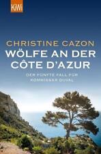 Christine Cazon, Wölfe an der Côte d'Azur