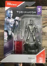 MEGA CONSTRUX HEROES SERIES 3 Terminator T-1000 GBG36 2018 RARE NEW