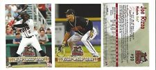 2018 MODESTO NUTS COMPLETE TEAM SET MINOR LGE HIGH A SEATTLE MARINERS
