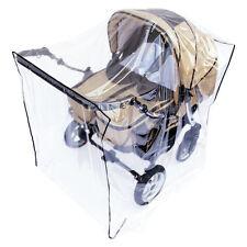 Staubhülle Staubschutzhülle Abdeckung für Zwillings kinderwagen Zwillingswagen