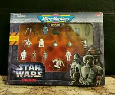 Star Wars Galoob 1995 Micromachines Droids