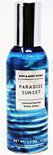 Bath & Body Works Concentrated Room Home Spray 1.5 oz New - Paradise Sunset
