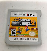 Super Mario Bros 2 Game Card for Nintendo 3DS Cartridge Only