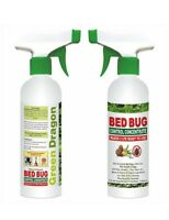 Natural & Organic Bed Bug Control Concentrate Makes 1.89 Litre