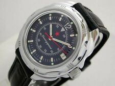 RUSSIAN  VOSTOK MILITARY KOMANDIRSKIE WATCH #0292  NEW