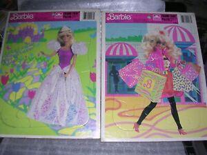 Barbie Artist Series 550 Piece Puzzle Warhol Brand New N3