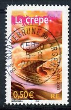 TIMBRE FRANCE OBLITERE N° 3568 LA CREPE / PHOTO NON CONTRACTUELLE
