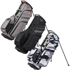 NEW Ogio Golf 2021 Woode 8 Hybrid Stand / Carry Bag 8-way Top - Pick the Color!!