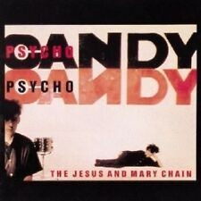 THE JESUS AND MARY CHAIN - PSYCHOCANDY  CD NEU