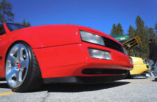 SpoonFedTuning 70mm Urethane Front Lip Spoiler for all VW Corrado years/models