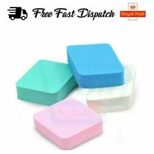 Makeup Sponges 4 Pack Puffs Cosmetic Wedges Blender Foundation Make-up Tools