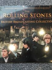 THE ROLLING STONES British Broadcasting Collection The Classic Broadcasts LTD LP