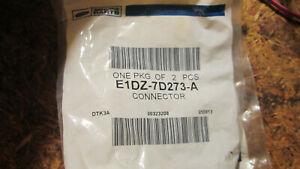 New Genuine Ford E1DZ-7D273-A Transmission Cooler Line Connector / Coupler