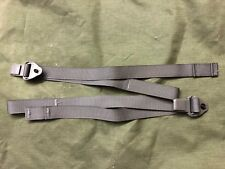 2 Stück US Army Quick Release Straps MOLLE II Assault Pack Rucksack Buckle Male