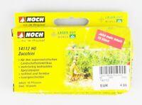 NOCH 14112 H0 Zucchini, 15 Pfanzen, Laser-Cut Spezialpapier, OVP, top!