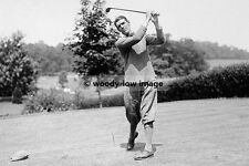 rp01229 - Golfer - George Duncan - photo 6x4
