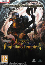HEROES OF ANNIHILATED EMPIRES - PC GAME *** Brand New & Sealed ***