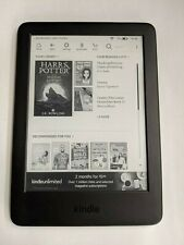 Amazon Kindle Touch 2019 10th Generation E-Reader J9G29R 6in 4G WIFI Black B23
