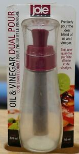 JOIE MSC Dual Oil and Vinegar Bottle Pourer