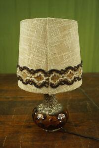 70er Table Desk Lamp Vintage Floor Lamp Danish Ceramic Retro Lamp Light 60er 3
