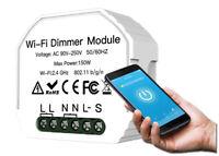 TUYA WiFi Smart Dimmer Dimmschalter Sprachsteuerung Für Alexa Google Assistant