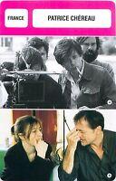 FICHE CINEMA FRANCE Patrice Chéreau  Acteur Réalisateur Scénariste