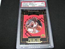 Michael Jordan 1995 Upper Deck Predictor H2! RARE, PSA9, only 9 graded total!