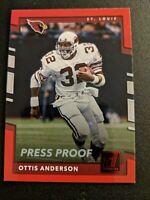 2017 Donruss #242 Ottis Anderson St Louis Cardinals Football Card